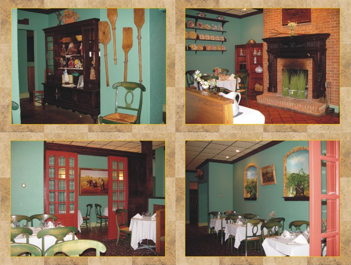 Nonna\'s Tuscan Dining Rooms